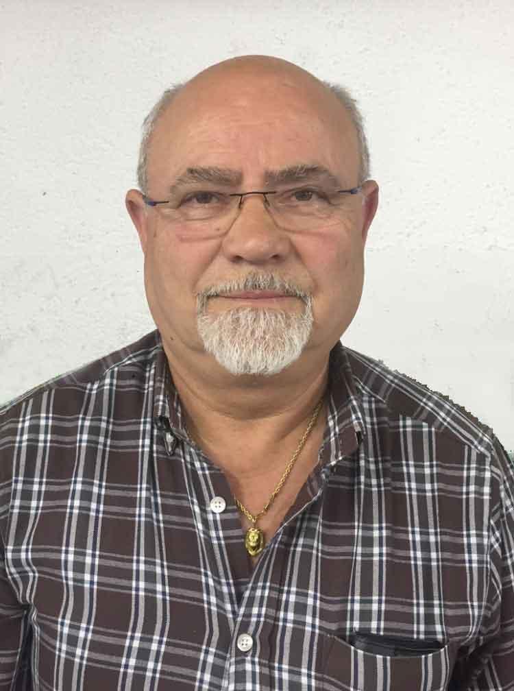 Fotografía del fundador de Automoció Sant Miquel, s.l. Miguel Tripiana Barreiro