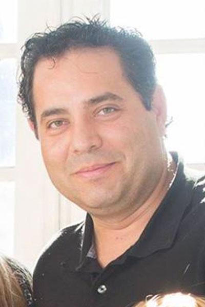 Fotografía del gerente de Automoció Sant Miquel, s.l. Miguel Tripiana Moreno