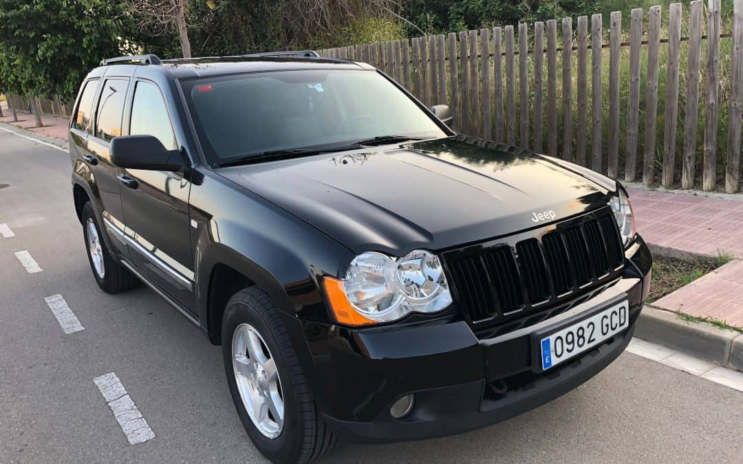 VENDIDO – Jeep Grand Cherokkee