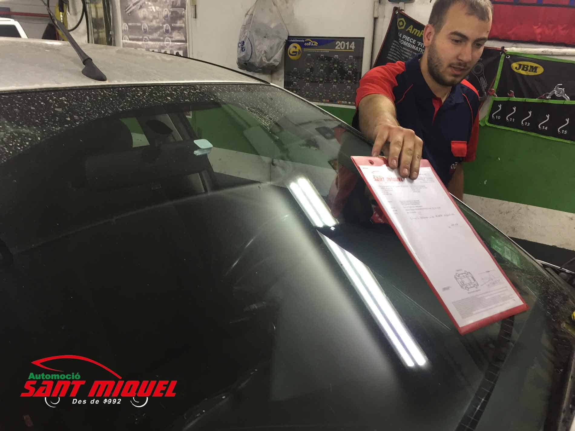 Consejos sobre seguros de autóviles en Automoció Sant Miquel, s.l.