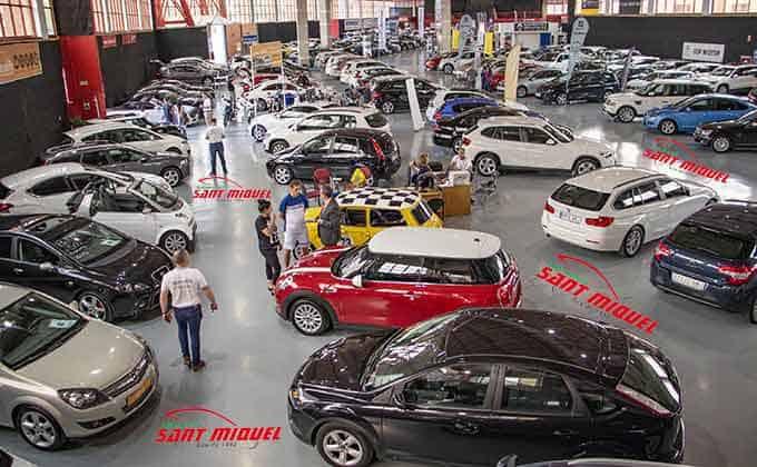 Venta de vehículos de ocasión en Automoció Sant Miquel, s.l.