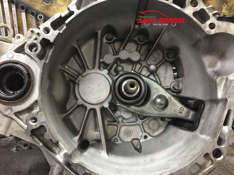 Hyundai I30 1.4 G-G4FA 73Kw 2013 Caja de cambios limpia