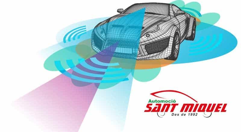 sistemas seguridad adas sensores automocio sant miquel