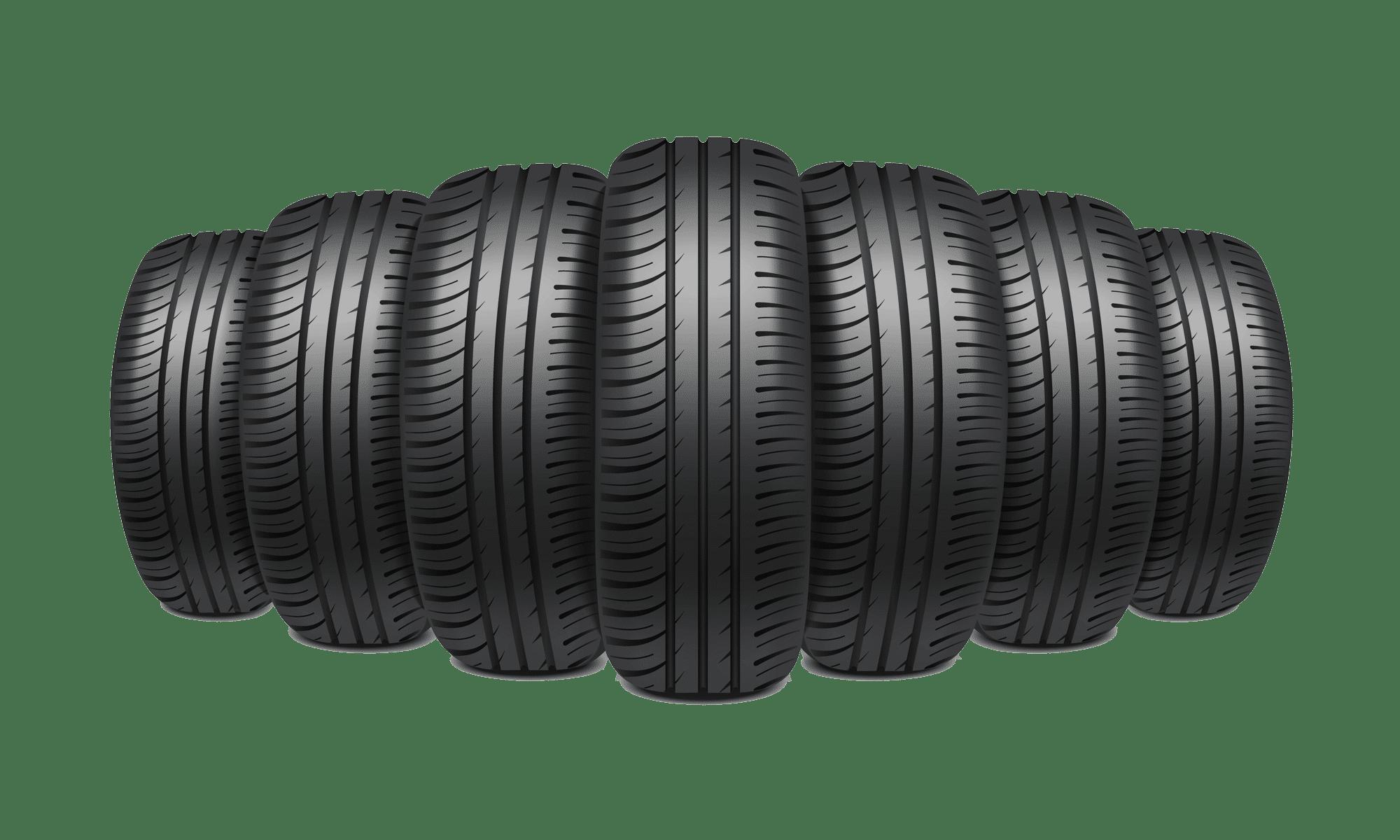 Todo tipo de neumáticos y medidas