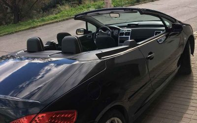VENDIDO – Peugeot 307 cabrio